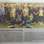 Westfälische Nachrichten 05.08.2017